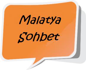 Sohbetin tadı Malatya sohbet odaları